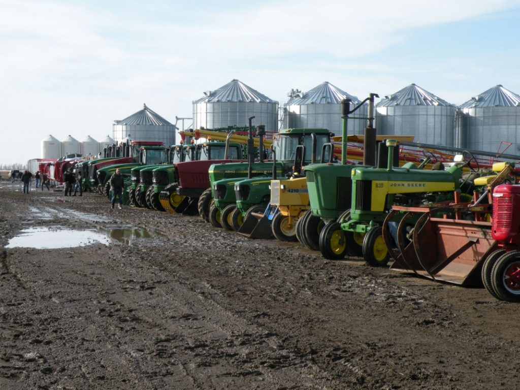 Farm Auctions