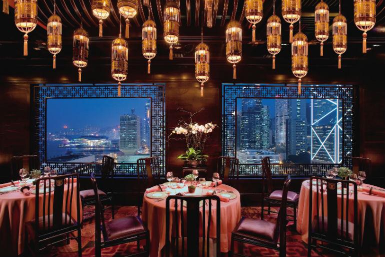 Top Restaurants Hong Kong