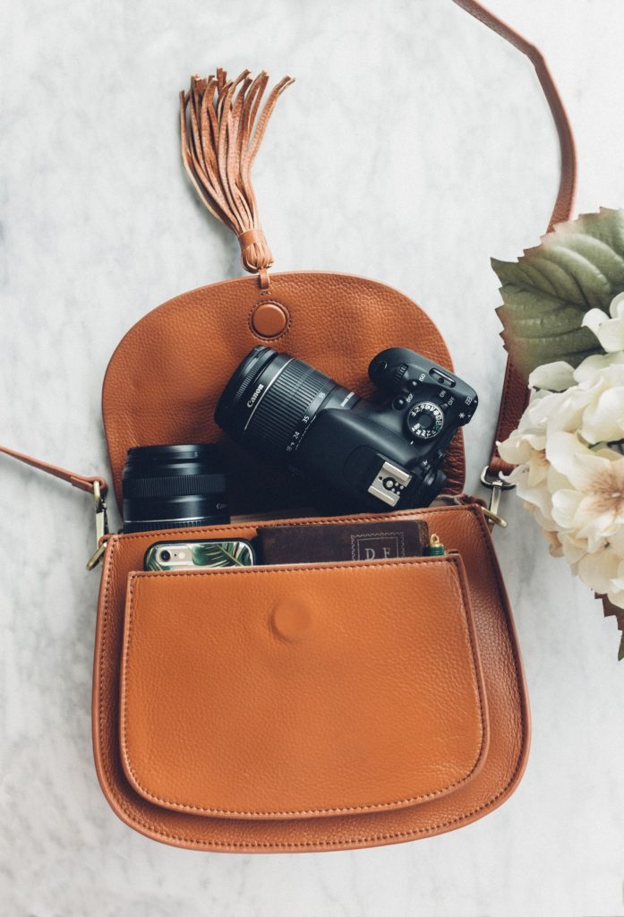 cute affordable camera bags