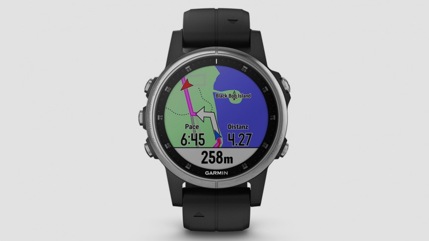 Smartwatch for fishing