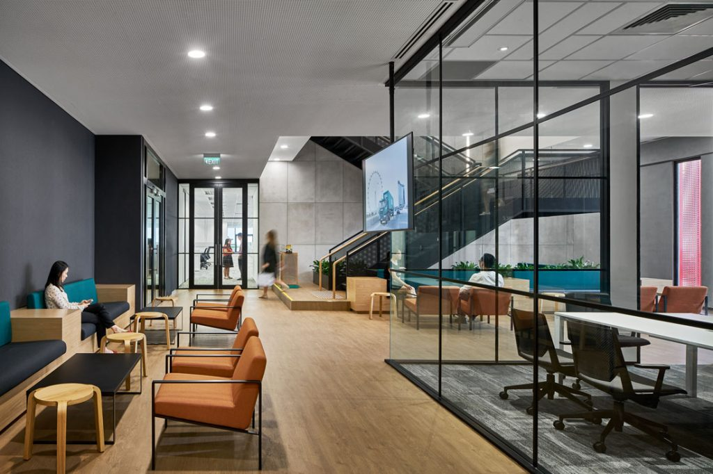 office design singapore