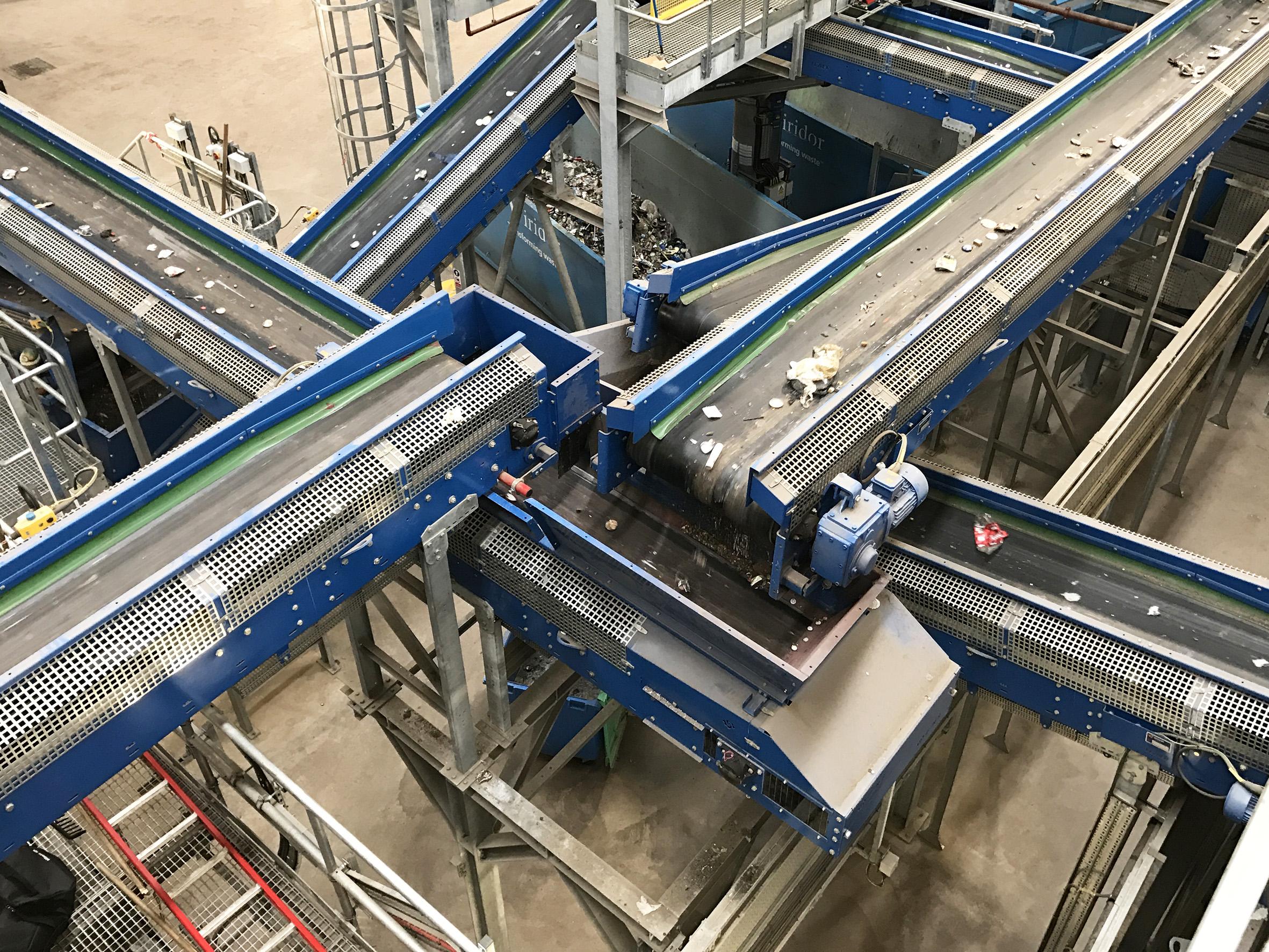 conveyor belt toronto