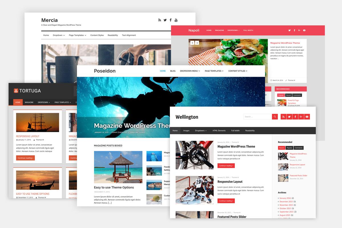 WordPress Designing
