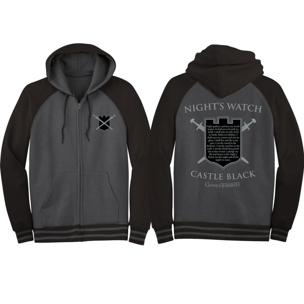 hoodies
